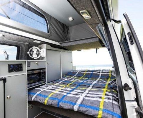 Konversi Mobil Menjadi Campervan atau Karavan