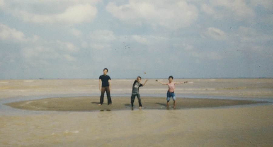 Pantai di Indramayu