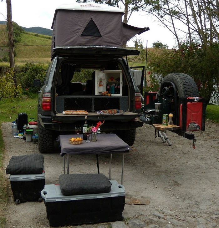 Barang Apa Saja yang Harus Ada di CamperVan? (Camping dengan Mobil)