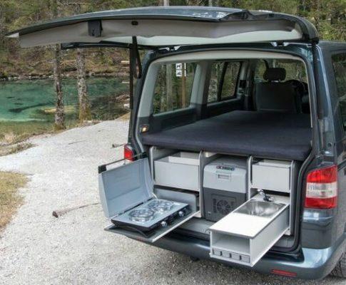 Macam-macam Mobil Camping/ Campers/ Campervan