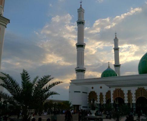 Wisata Religi, Masjid dan Islamic Center Pasir Pangaraian