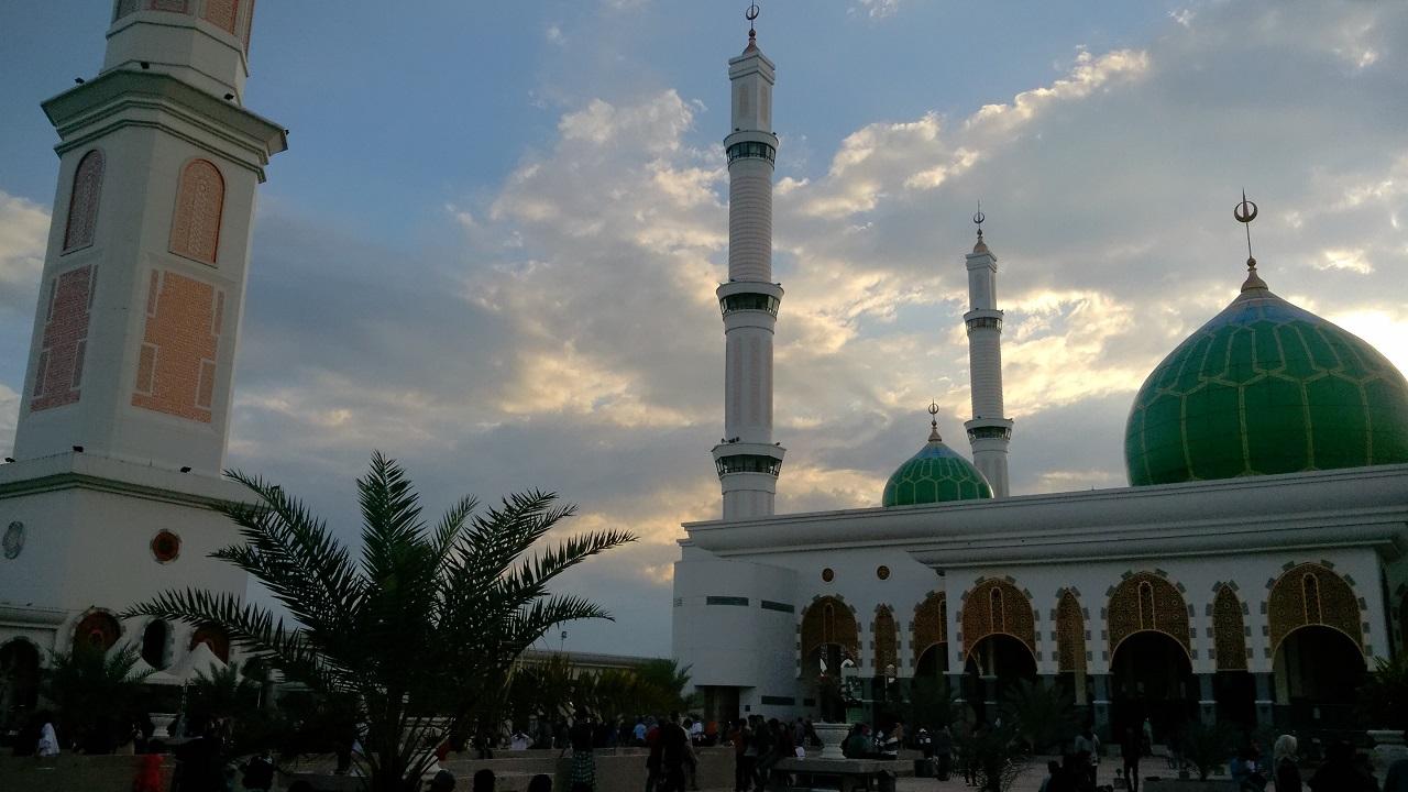 Masjid Agung Pasir Pangaraian