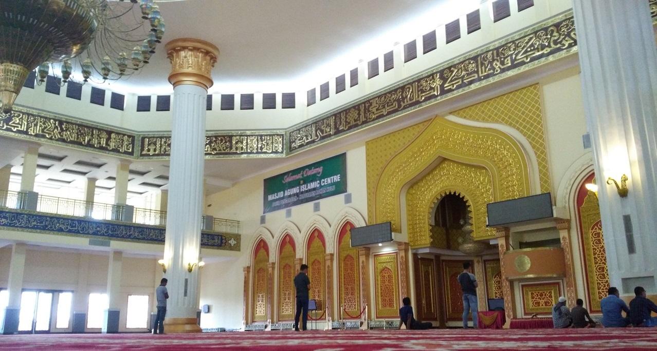 Masjid Agung Pasir Pengaraian