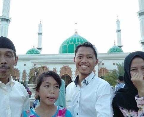 Wisata Religi, Masjid dan Islamic Center Pasir Pengaraian