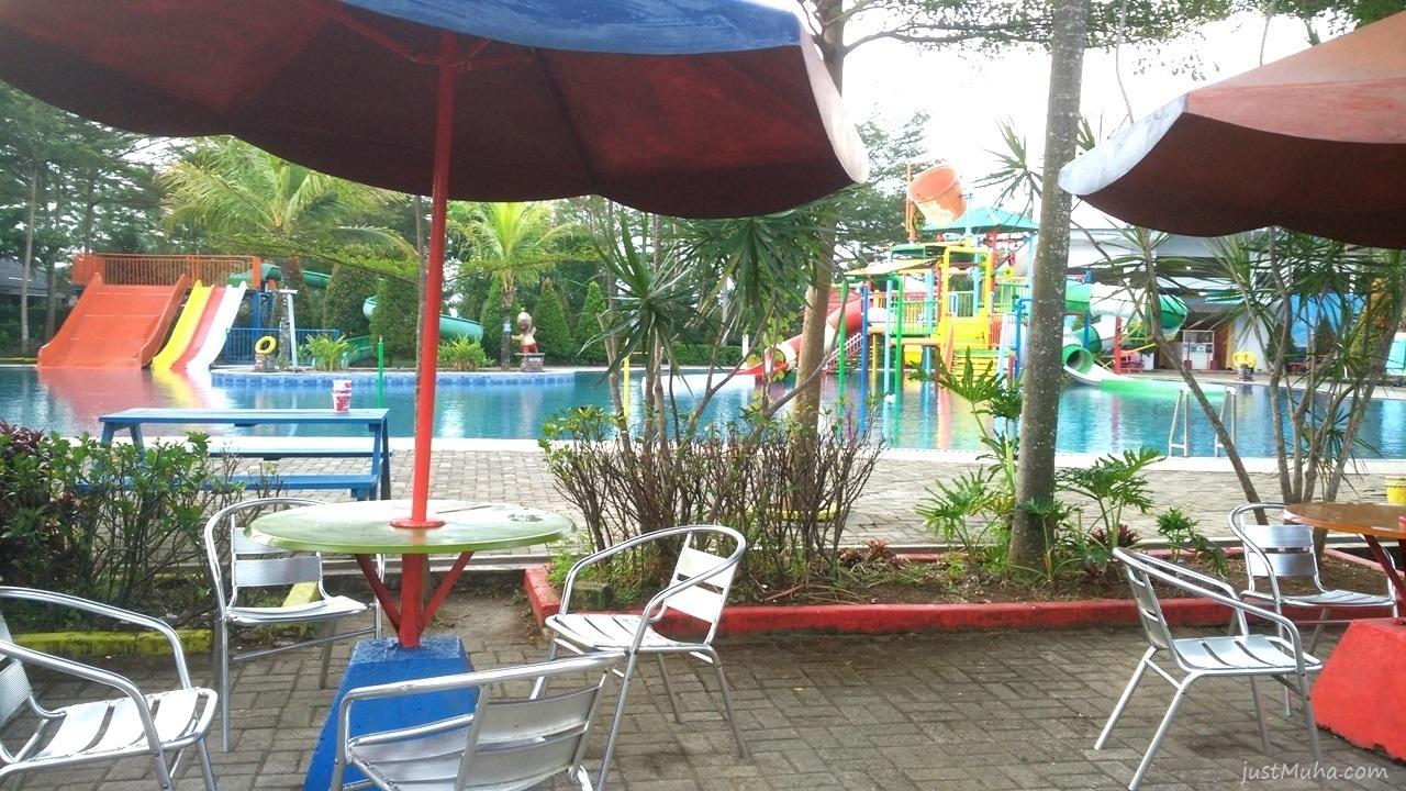 Sangkan Resort Aqua Park Kuningan - Kolam Anak Kecil dan Balita