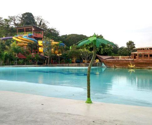 Sangkan Resort Aqua Park Kuningan, Sekedar cerita….