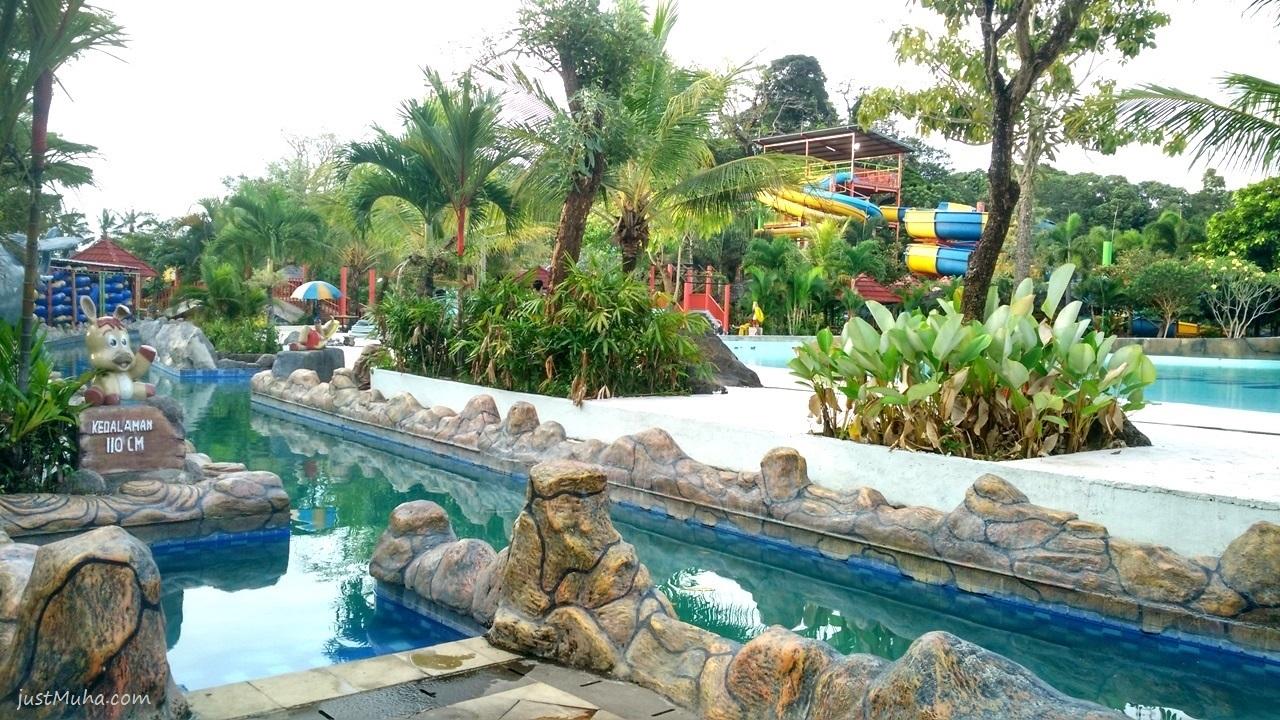 Sangkan Resort Aqua Park Kuningan - Pemandangan
