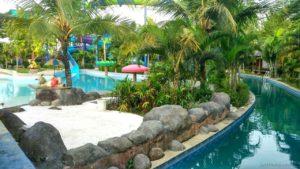 Sangkan Resort Aqua Park Kuningan - Sungai apa parit keliling