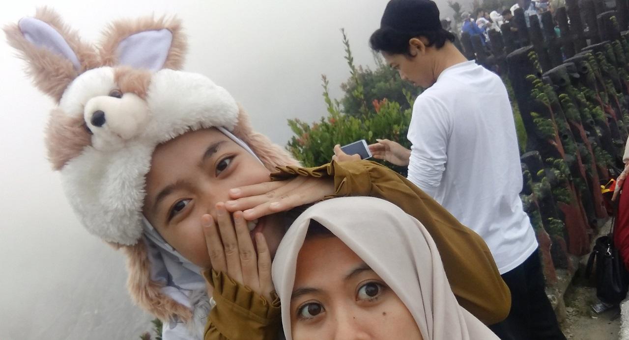 Wisata Tangkuban Parahu Subang-Bandung