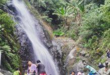 Wisata Curug Cigentis di Karawang