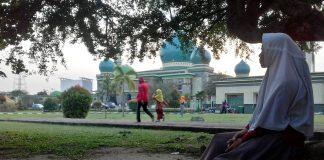 Masjid An-Nur Pekanbaru