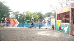 Sangkan Resort Aqua Park Kuningan - Kolam remaja