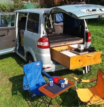 Mobil terbaik untuk campervan berkemah