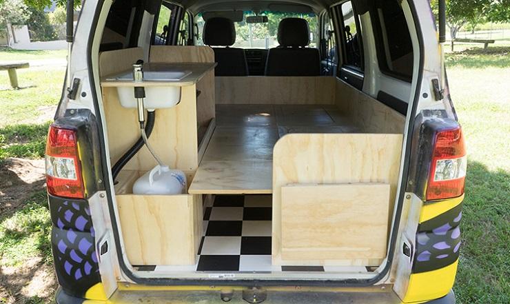 Mobil terbaik untuk campervan berkemah bobscampervanhirecom