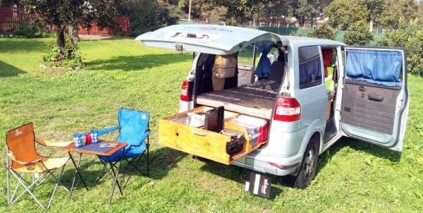 Mobil terbaik untuk campervan berkemah chile-travel-com