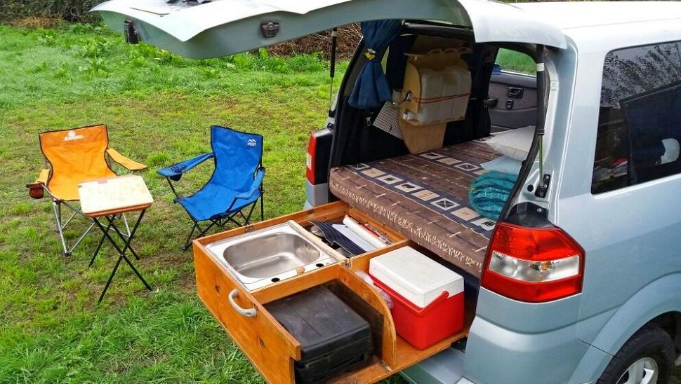 Mobil terbaik untuk campervan